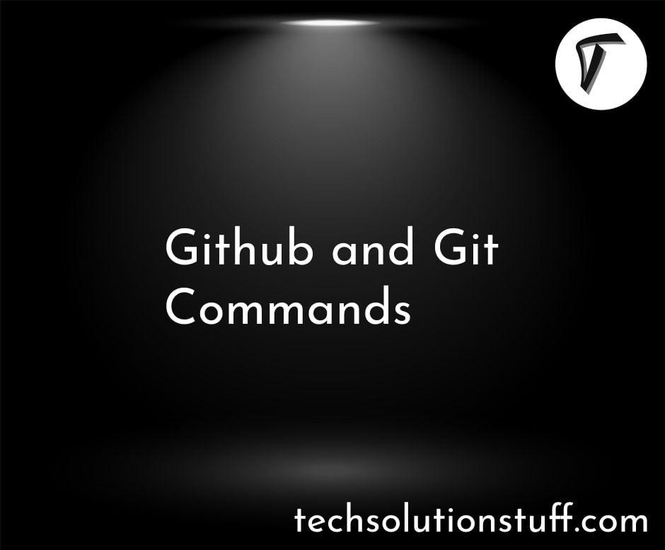 Basic Github And Git Commands